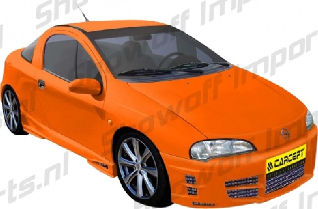 Opel Tigra A Basic Front Bumper [Carcept]