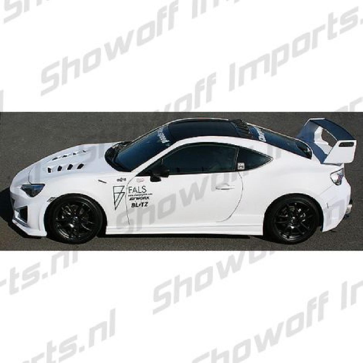 Subaru BRZ Chargespeed JDM Sideskirts