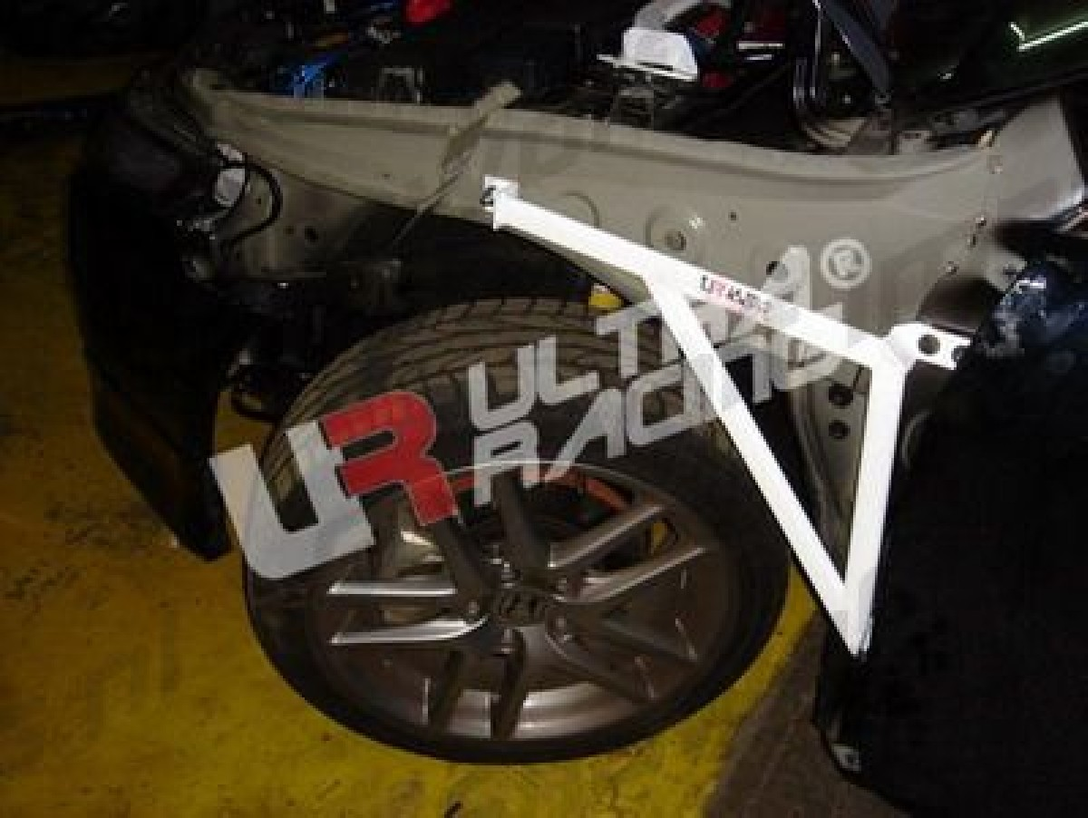 Honda Accord 03-08 4D UltraRacing 3-Point Fender Brackets
