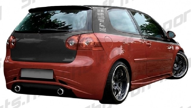 VW Golf V Soft Neodesign Rear Bumper