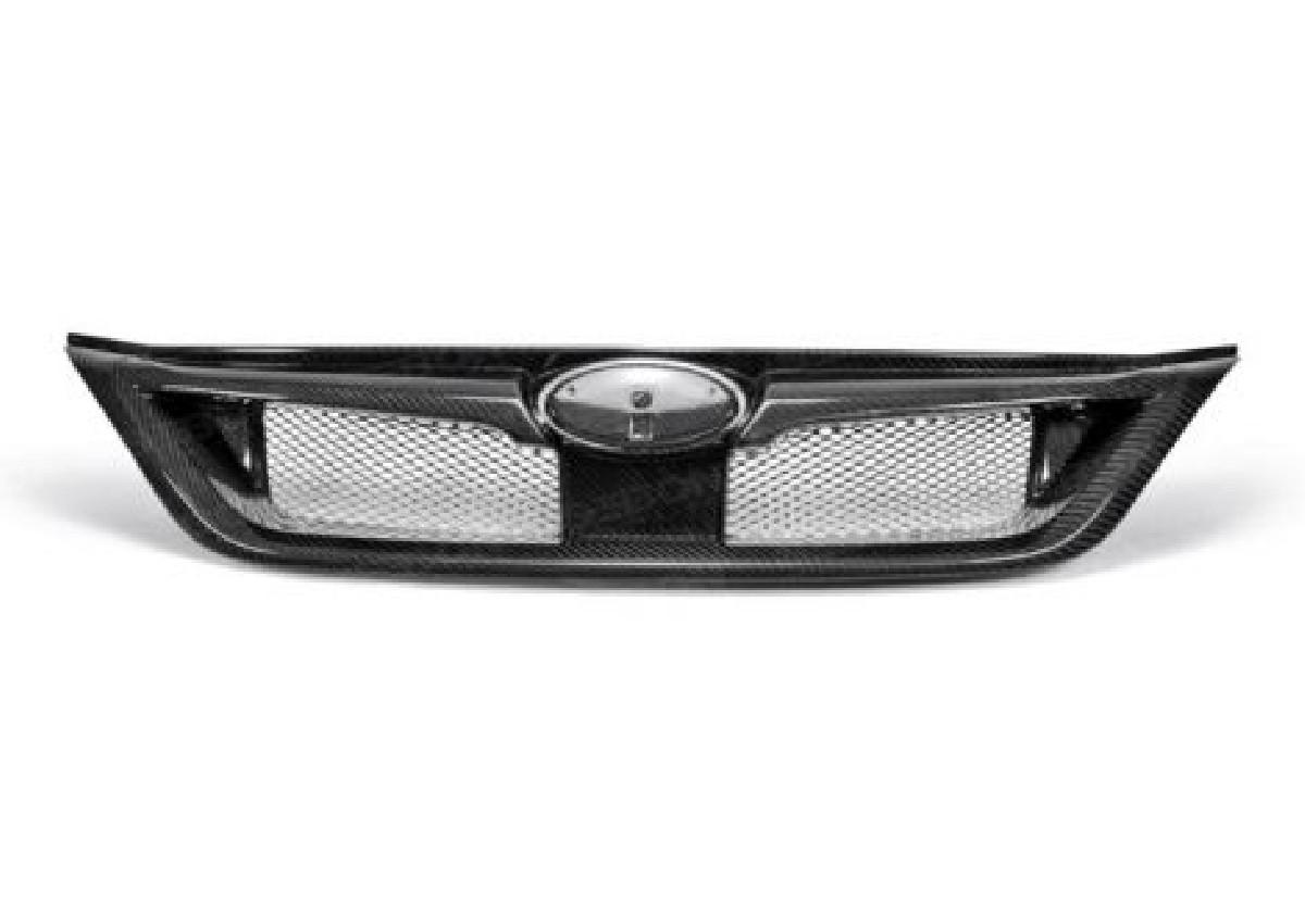 Subaru Impreza WRX/STI 11-13 Seibon STI Carbon Grill