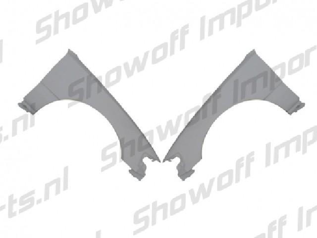 Honda CRX 88-91 ED9/EE8 FRP OEM Lightweight Fenders L+R