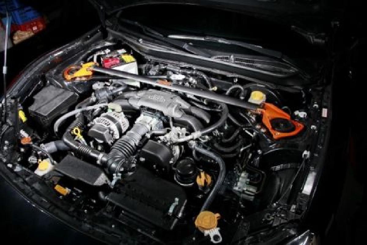 Subaru BRZ Summit Front Upper Strutbar