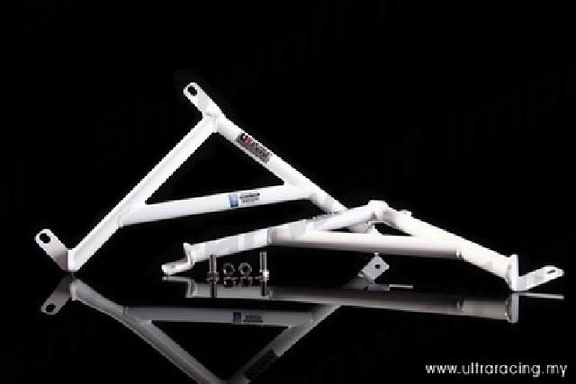 Honda CRZ 10+ UltraRacing 3-Point Fender Brackets 1578