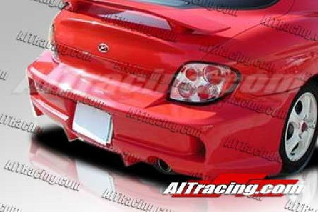 Hyundai Coupe/Tiburon 00-02 VS Rear Bumper [AIT]