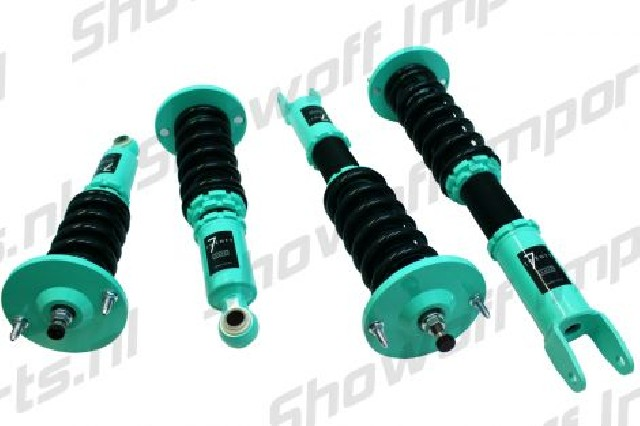 Nissan Skyline R34 GTST 7TWENTY Coilover Suspension Kit