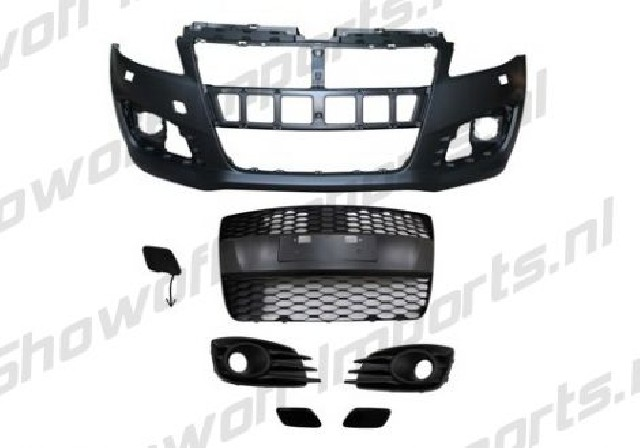 Suzuki Swift 12+ 3/5D OEM Sport Look 12pc Full Bodykit [SIX]