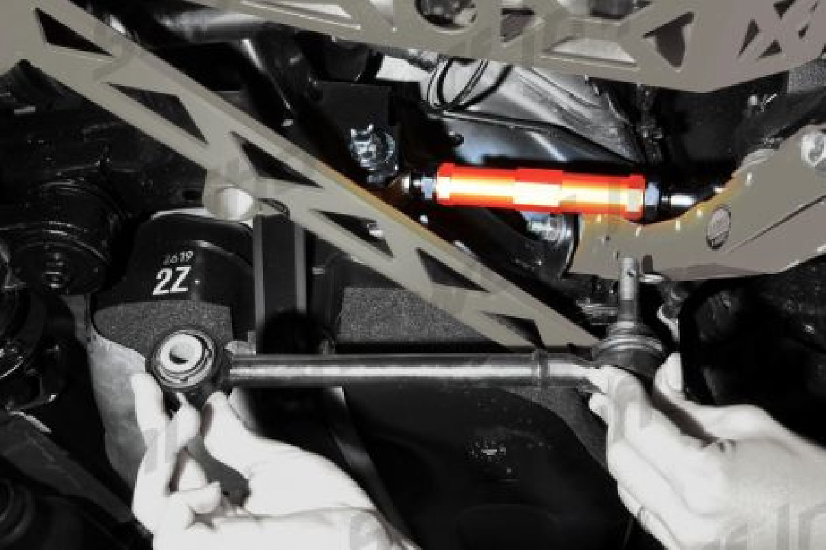 Subaru BRZ Summit Rear ADJ. Toe Control Arms