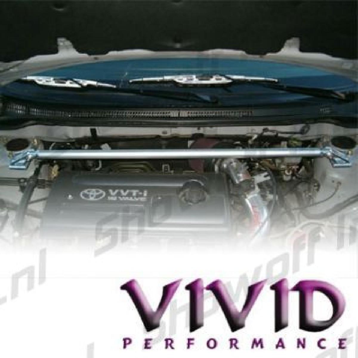 Honda Accord 03+ 4D Vivid Front Upper Strutbar Domstrebe