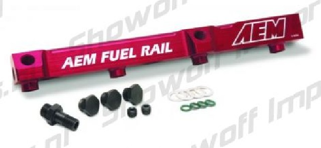 Honda Civic/CRX/Sol/Integra AEM High Flow Fuel Rails