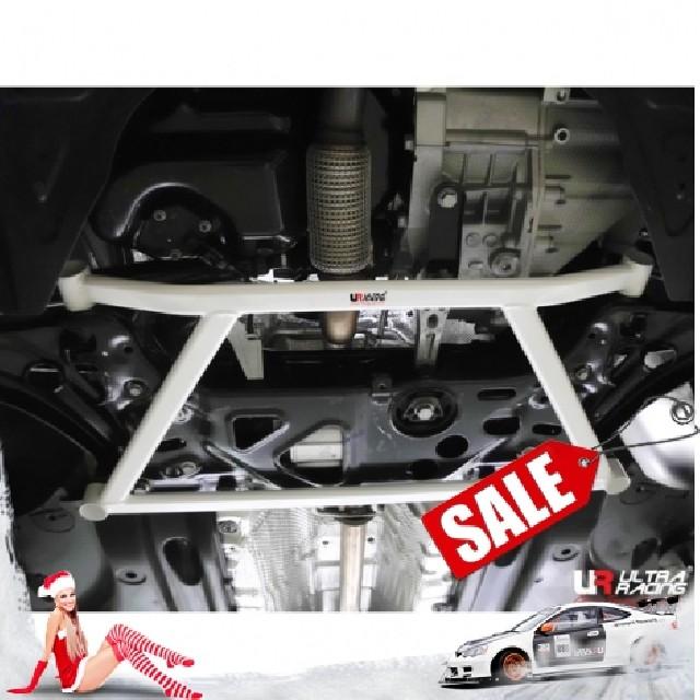 VW Beetle A5 11+  Ultra-R 4P Front H-Brace