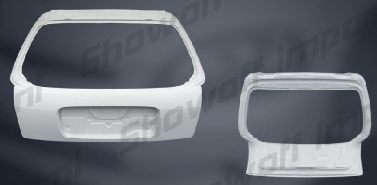 Honda Civic 96-01 3D Trunklid Lightweight-OEM [AUTOR]