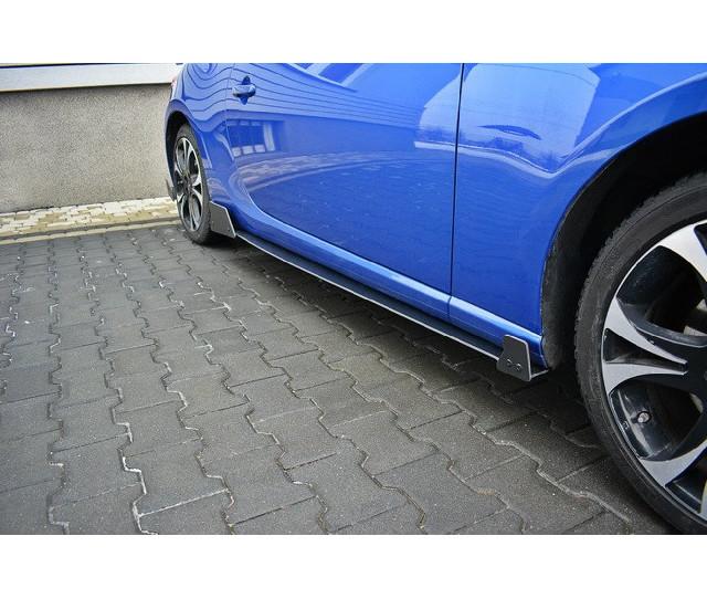 Racing Seitenschweller Ansatz Cup Leisten für Subaru BRZ FL