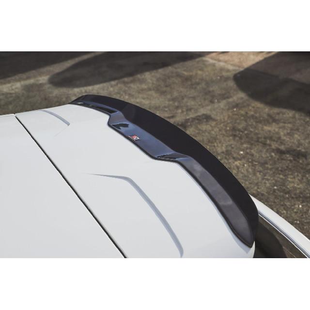 Heck Spoiler Aufsatz Abrisskante V.2 für Audi RS3 8V / 8V FL Sportback schwarz matt