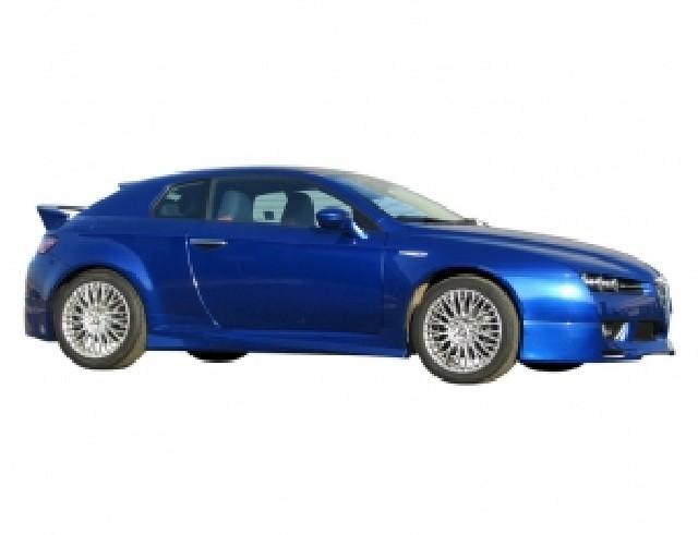 Alfa Romeo Brera Speed Seitenschweller