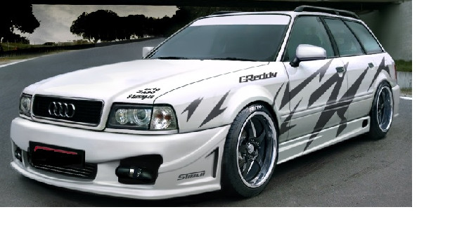 Frontstoßstange Audi 80 B4