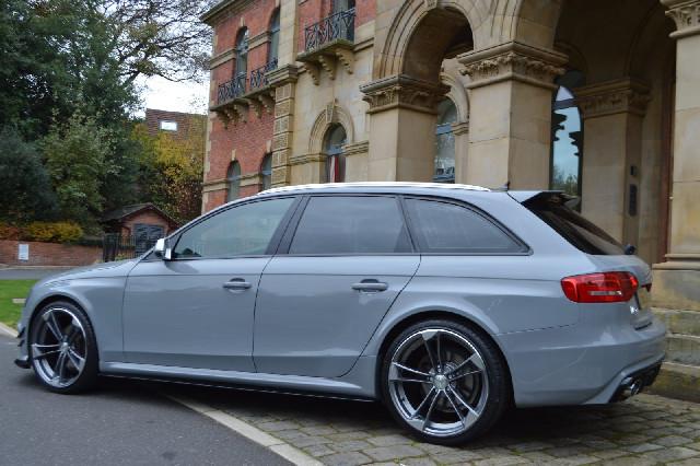 Audi A4 B8 Avant Wide Bodykit für Facelift 2011- 2015