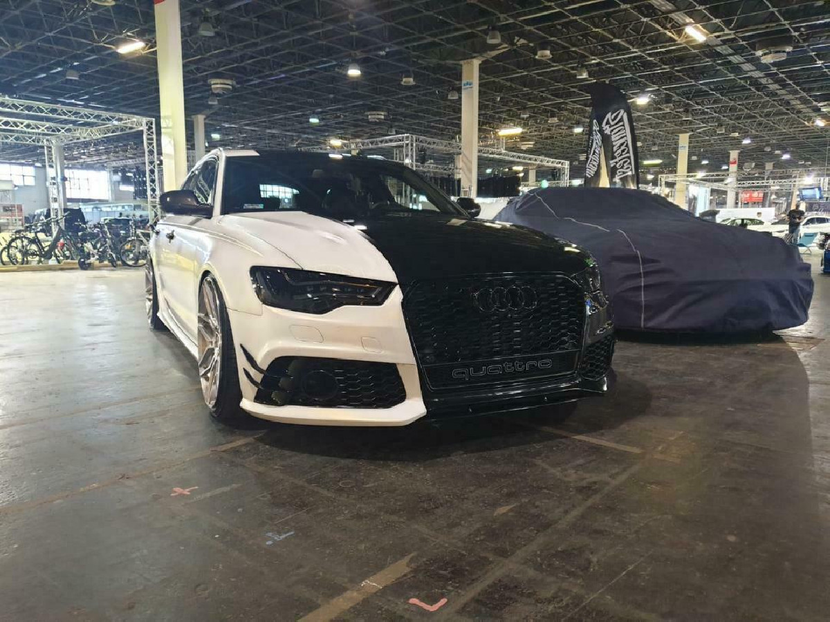 Tuningteile Audi A6 C7 Body Kit Avant 11 15