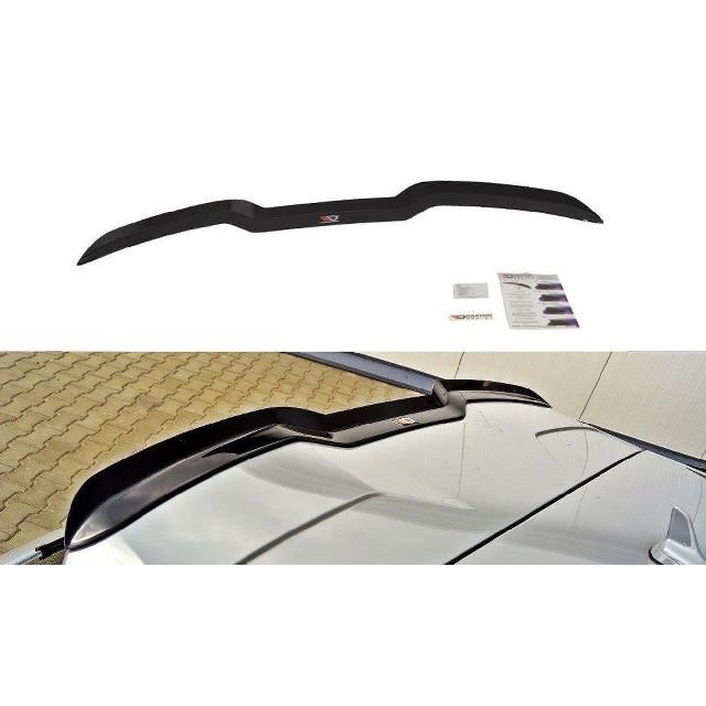 Heck Spoiler Aufsatz Abrisskante V.1 für Audi RS3 8V / 8V FL Sportback schwarz matt