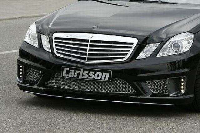 Carlsson Frontstoßstange Mercedes E-Klasse W212