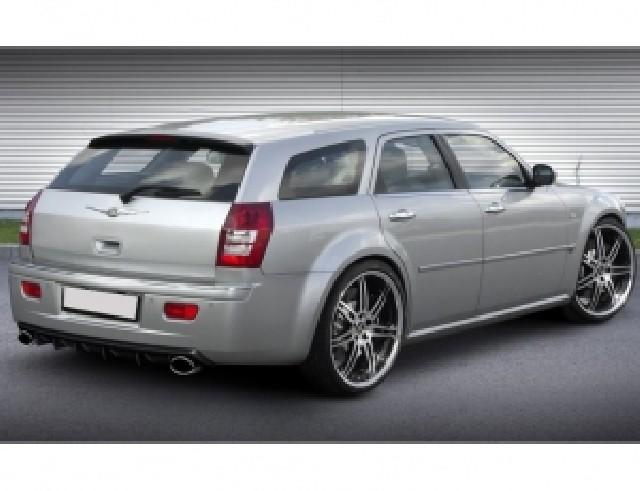 Chrysler 300C Variant Vortex Heckansatz