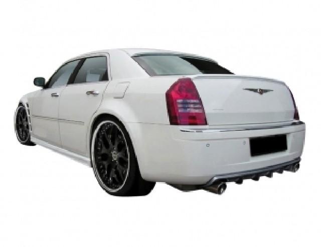 Chrysler 300C Vortex Heckansatz