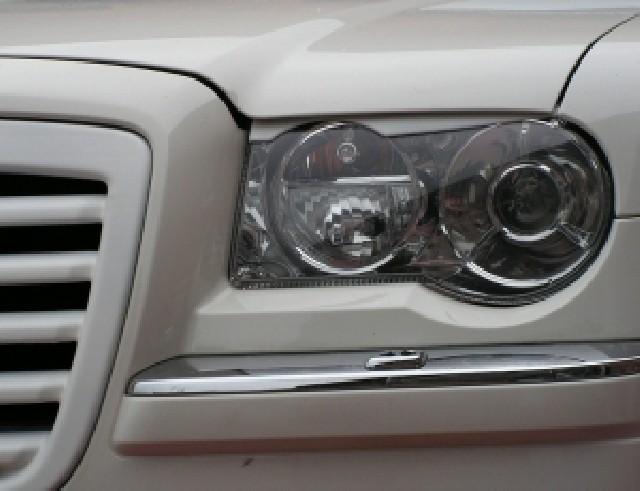 Chrysler 300C Vortex Scheinwerferblenden