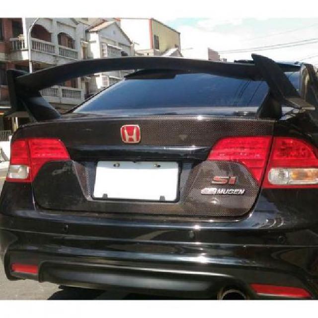 Honda Civic 4D FD2/FD3 06-11 TypeR Style Rear Spoiler