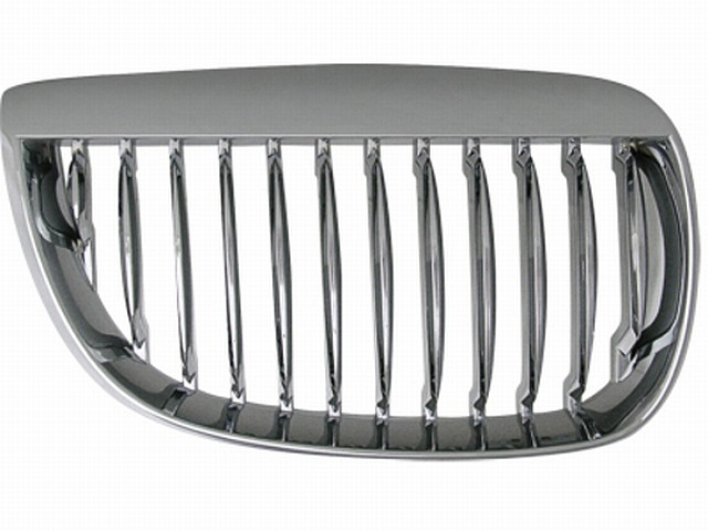 Frontgrill BMW 1er E87 05-07 chrome