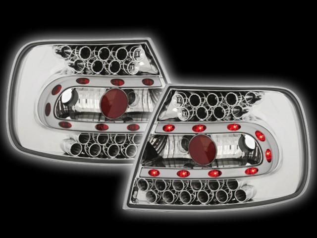 LED Rückleuchten Audi A4 B5 Lim. (95-01) crystal