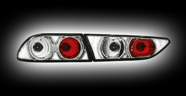 Rückleuchten Alfa Romeo 156 (98-03) crystal