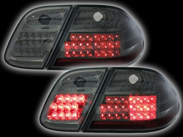 LED Rückleuchten Mercedes CLK C208 (06.97-02) smoke