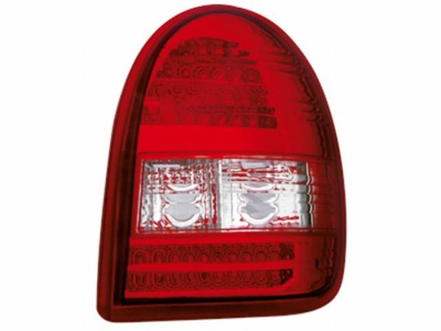 LED Rückleuchten Opel Corsa B 03.93-03.01 red/crystal