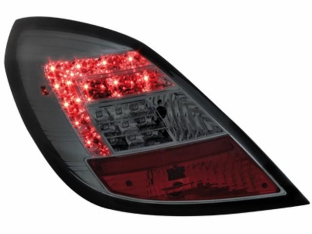 LED Rückleuchten Opel Corsa D 06-08 5T smoke