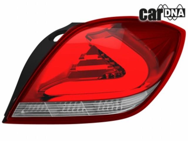LED Rückleuchten Opel Astra H GTC LIGHTBAR s/r/c