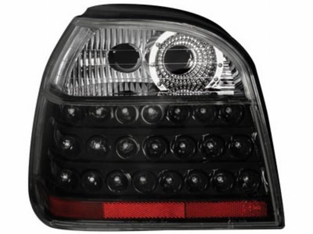 LED Rückleuchten VW Golf III 91-98 black