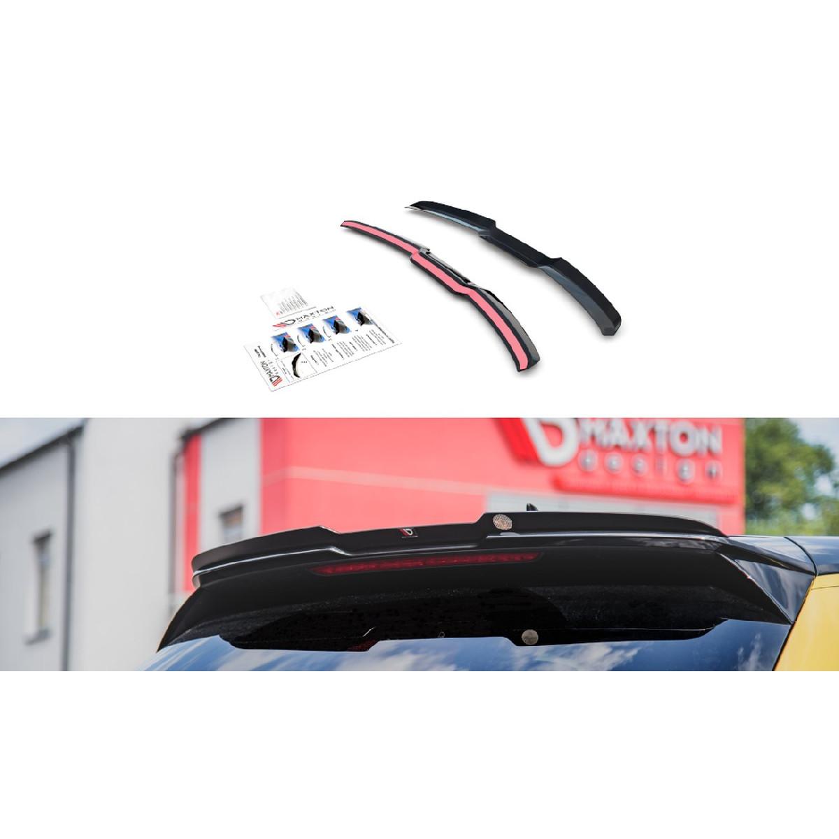 Heck Spoiler Aufsatz Abrisskante passend für Audi A1 S-Line GB