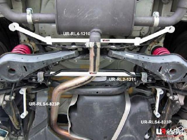 A3 8P UltraRacing Rear Lower Side Bars 823P