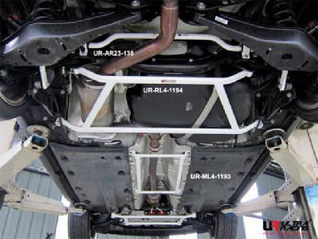 Audi A3 8P UltraRacing Rear Sway Bar 23mm