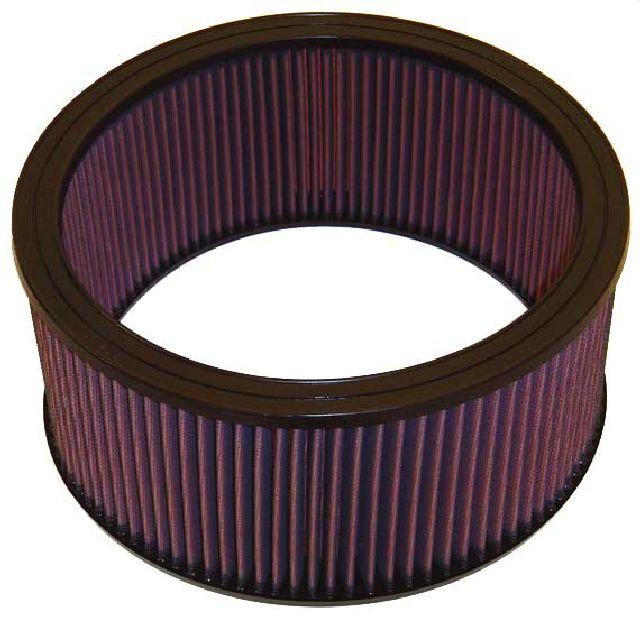 K & N Tauschluftfilter für Chevrolet Surburban 7.4i Filterhöhe 140mm