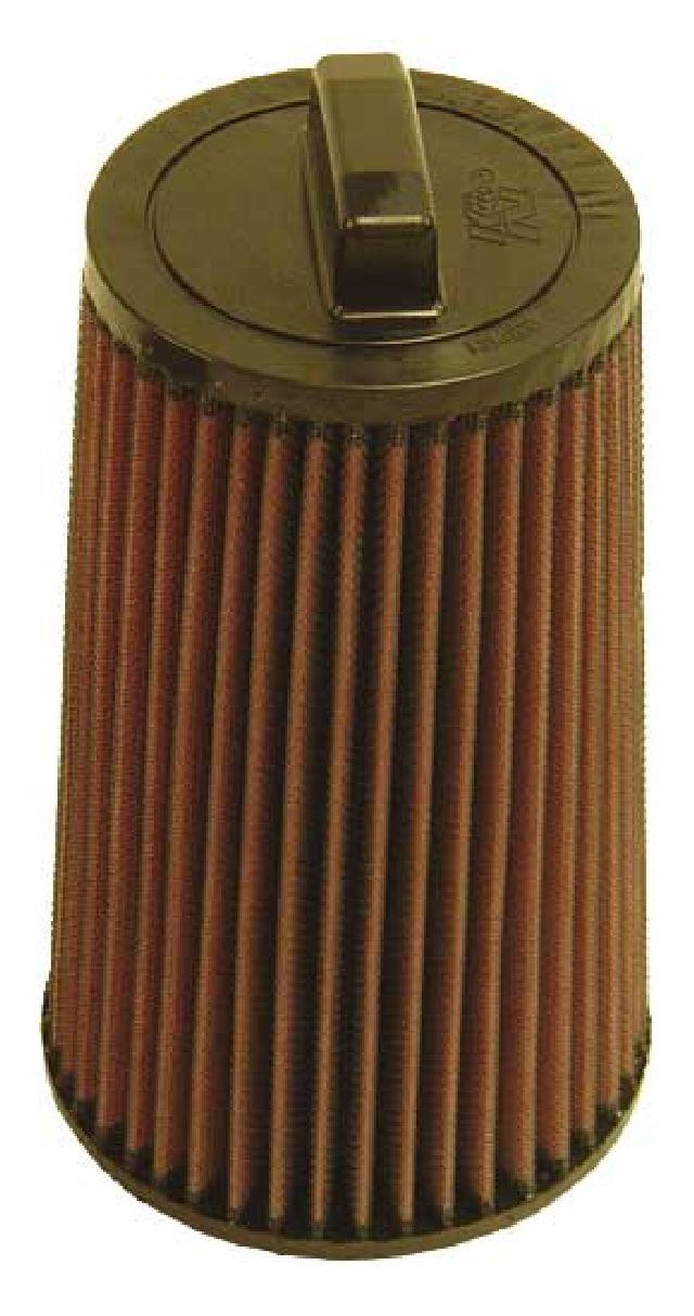 K & N Tauschluftfilter für Mercedes C-Klasse (W204) C 200 Kompressor