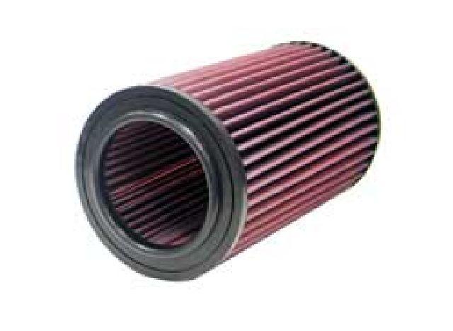 K & N Tauschluftfilter für Nissan Pickup 2.5 TD Turbodiesel