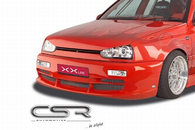 CSR Bodykit Tuning Spoiler Set VW Golf 3
