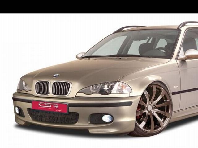 CSR Frontstoßstange BMW 3er E46 Bj. 1998-2007 für Lim/Touring, X-Line aus ABS