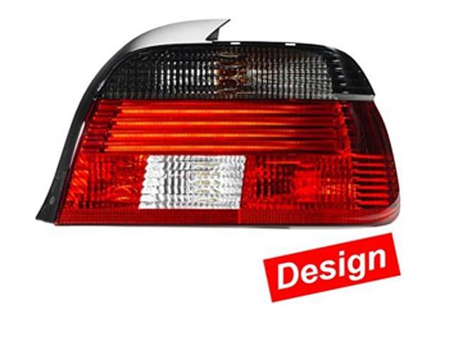 Hella Rückleuchten BMW 5er E39 schwarz/rot