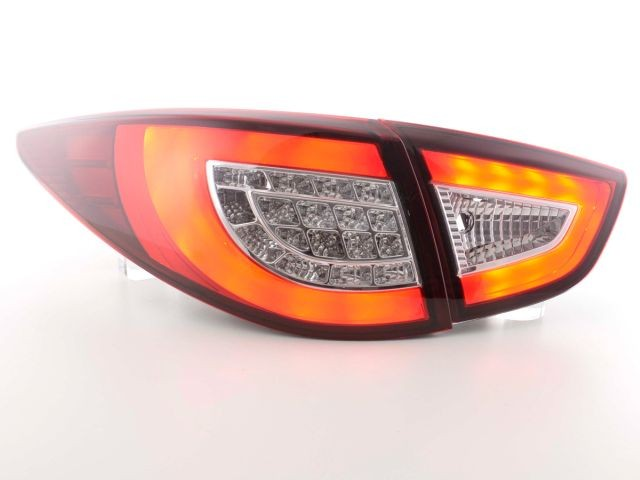 LED Rückleuchten Hyundai ix35 Bj. 2009- rot/klar