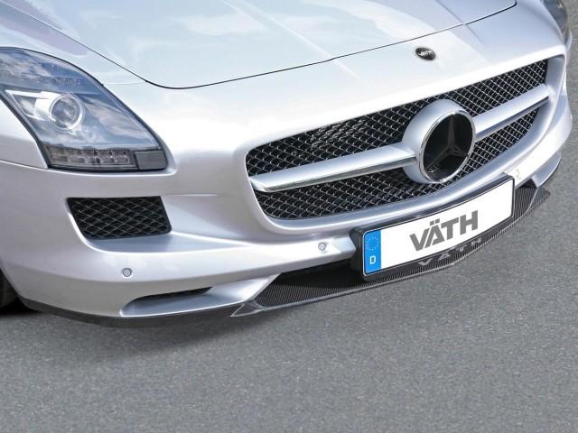 VÄTH Carbon Frontspoiler Stoßstange Mercedes SLS AMG C197