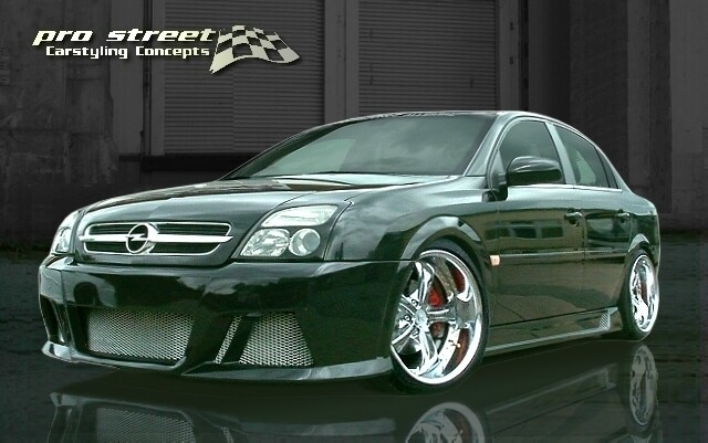 opel vectra gts 3 2 v6 tuning modifizierte autogalerie. Black Bedroom Furniture Sets. Home Design Ideas