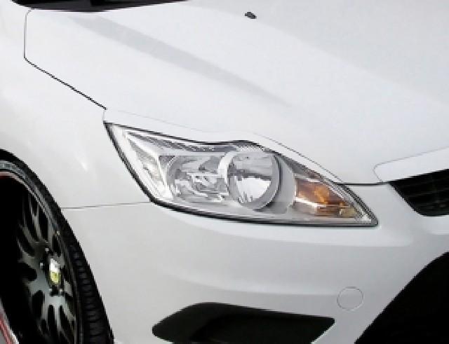 Ford Focus 2 Facelift Deluxe Scheinwerferblenden