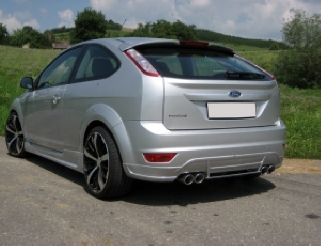 Ford Focus 2 Facelift Enos Heckansatz